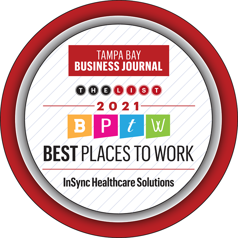 InSync-Healthcare-Solutions-Best-Places-To-Work-Tampa-Bay-Business-Journal-2021