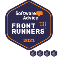 InSync-Healthcare-Solutions-Software-Advice-Front-Runners-2021-4-awards