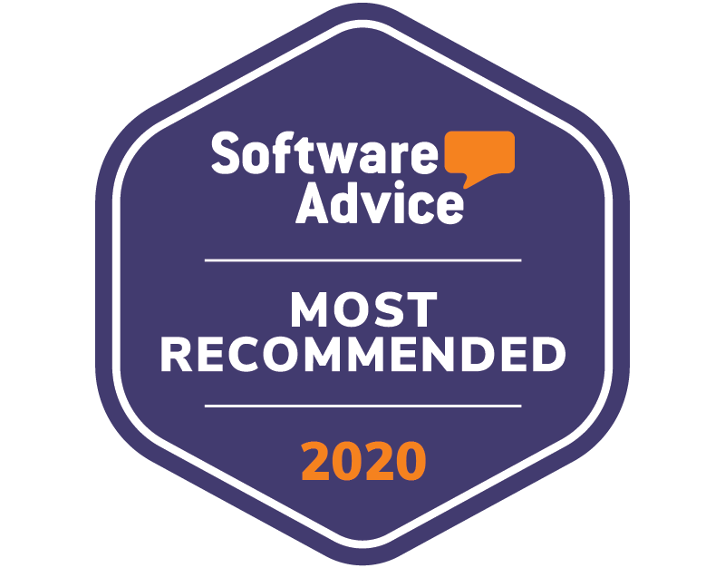 Software-Advice-Most-Recommended-EHR-2020