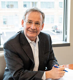 Dr Bill Wulf CEO of Central Ohio Primary Care talks telehealth with InSync Healthcare Solutions