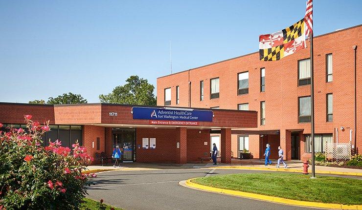 Adventist-Healthcare-Fort-Washington-Medical-Center