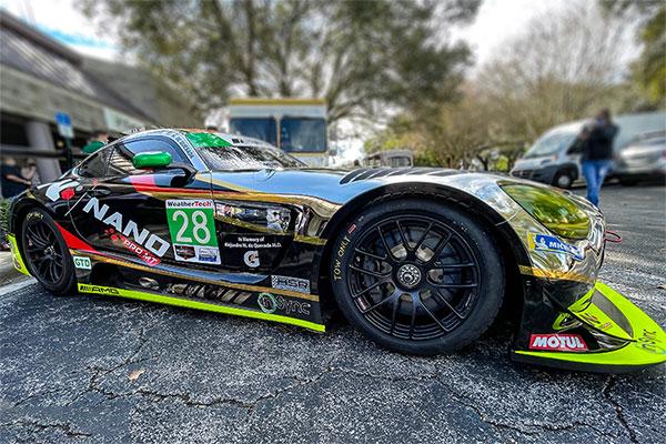 InSync-Race-Car