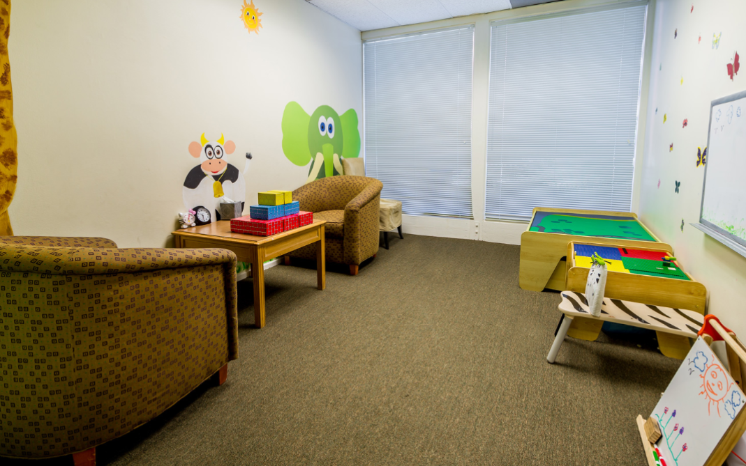 BBK Psychotherapeutic Services office interior