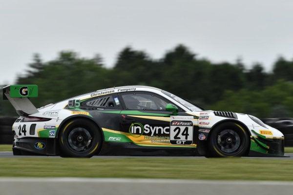 insync race car