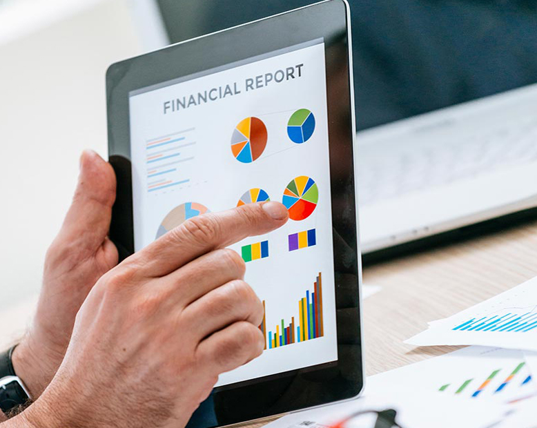 rcm financial report