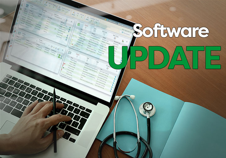 InSync Healthcare Solutions Software Update September 2020
