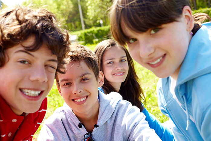 A new Study Finds Self-Harm May Be Socially Contagious Among Adolescents
