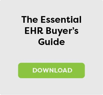 EHR Buyer's Guide Download Button