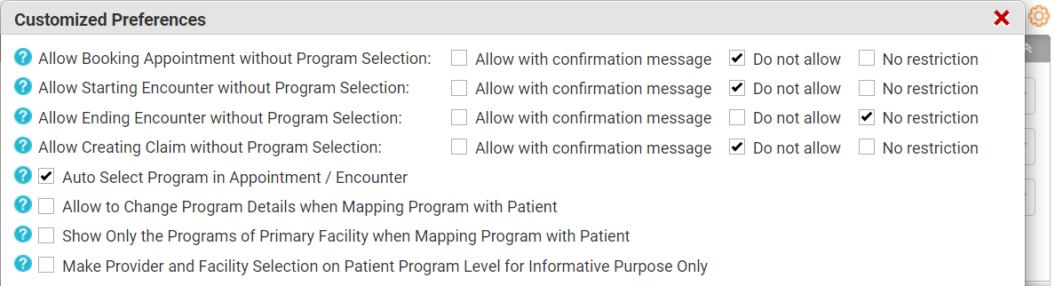 image of InSync EHR's new encounter hard stop feature